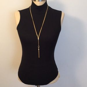 Vera Bradley Jewelry - Vera Bradley gold color multi wear necklace